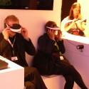 Die Brille erzeugt laut Sony eine 20 Meter große Leinwand im Kopf des Nutzers. (Bild: netzwelt)
