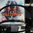 Vorsicht: PS3-Spiele in 3D und mit Brille haben eventuellen Kontrollverlust in der Wirklichkeit zufolge. Scherz beiseite: Besonders Spiele in 3D machen enormen Spaß mit der Brille. (Bild: netzwelt)
