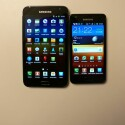 Das Galaxy Note hat einen 5,3 Zoll großen Display (Bild: netzwelt).