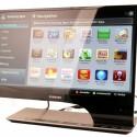Der Fernseher hat einen eigenen App Store.