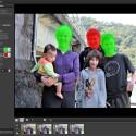 Die neue Photo Blend-Funktion ist sehr einfach zu bedienen. (Bild: Corel)