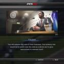 Der Spieler kann während bei PES 2012 auch in die Rolle des Trainers oder Club-Chefs schlüpfen. (Bild: Konami)