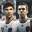 Die Spiel-Figuren sind ihren menschlichen Vorbildern wie aus dem Gesicht geschnitten. (Bild: Konami)