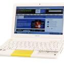 Typisch Netbook: Atom-Prozessor, integrierte Grafik, 1 GB RAM und 250 GB HDD.