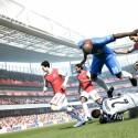 Verbissene Zweikämpfe können in FIFA 12 schnell auch mit einer bösen Verletzung enden. (Bild: EA)
