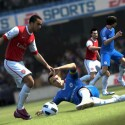 Das wegspitzeln des Balls ist deutlich schwerer als bei den Vorgängern. (Bild: EA)