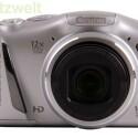 Die Kamera nimmt Videos in HD-Auflösung und mit Stereoton auf.