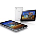 Erhältlich ist das Galaxy Tab 7 Plus ab Ende Oktober. (Bild: Samsung)