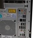 Was das Herz begehrt - Anschlüsse ohne Ende: 6x Audio, 2x USB 3.0, 8x USB 2.0, 2x eSata, 2x DVI, 1x Firewire, 1x PS/2, 1x SPDIF.