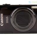 Kompaktkamera mit rückseitig belichtetem CMOS-Sensor und einer Auflösung von 12,1 Megapixeln.