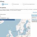 Nutzer können sogenannte Geofences auf der Garmin-Seite einzeichnen. Werden diese virtuellen Grenzen überschritten, erhält der Nutzer eine Benachrichtigung per E-Mail und bei Bedarf auch per SMS. (Bild: netzwelt)