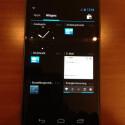 Überblick über die Android 4.0-Widgets. (Bild: netzwelt)