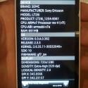 Der Protoyp läuft mit Android 2.3.5. (Bild: http://justamp.blogspot.com)