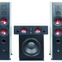 In verschiedenen Farben erhältlich: Das Dali Ikon MK 2 5.1-Surround-Set. (Bild: netzwelt)