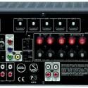 """Neben Buchsen für sieben """"reguläre"""" Boxen bietet der Yamaha auch noch zwei zusätzliche Kabelklemmen für zwei weitere Schallwandler - zum Beispiel für einen zweiten Raum oder Front-Präsenz-Kanäle. (Bild: netzwelt)"""