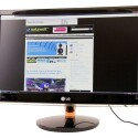 Der 23 Zoll große Bildschirm verfügt über eine Full-HD-Auflösung und eine IPS-Panel.