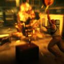In Max Payne 3 kann der Spieler die Umgebung nutzen und beispielsweise durch gezielt ausgelöste Explosionen Gegner ausschalten. (Bild: Rockstar Games)
