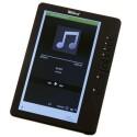 Musik und Hörbücher können mit dem Weltbild-Reader abgespielt werden. (Bild: netzwelt)