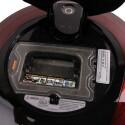 Der Schmutzauffangbehälter kann leicht entfernt und gereinigt werden. (Bild: netzwelt)