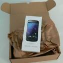Lange mussten wir darauf warten, endlich ist das Galaxy Nexus in der Redaktion eingetroffen. (Bild: netzwelt)