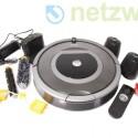 Hersteller iRobot gibt eine unverbindliche Preisempfehlung von 629,99 Euro für den Roomba heraus. (Bild: netzwelt)