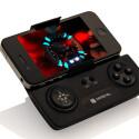 Der Gametel ist auch mit Spielen für das iPhone beziehungsweise iPad kompatibel. (Bild: Fructel)