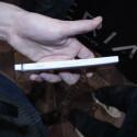 Das Sony Xperia S bietet eine Kamera-Taste und eine HDMI-Schnittstelle. (Bild: netzwelt)