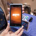 Exklusive Apps wie die des Fernsehsenders ESPN sollen die Lumia-Reihe von der Konkurrenz abheben. (Bild: netzwelt)