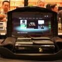 Mit dem Gaems G155 können Spieler überall mit ihrer Konsole zocken. (Bild: netzwelt)