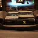 In dem Koffer kann eine Xbox 360, Xbox 360S oder eine PlayStation 3 Slim sicher verstaut werden. (Bild: netzwelt)