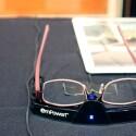 Die emPower-Brillen müssen alle zwei bis drei Tage aufgeladen werden. (Bild: netzwelt)