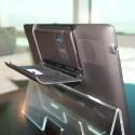 Tablet-PC mit Smartphone-Garage: Auf der CES in Las Vegas konnte netzwelt einige Zeit mit dem Asus Padfone verbringen. (Bild: netzwelt)