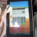 Mit dem Galaxy Tab 7.0 Plus N kann der Nutzer auch telefonieren. (Bild: netzwelt)