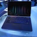 Das Dell XPS 13 bietet ein 13,3 Zoll-Display im Gehäuse eines 11-Zoll-Notebooks. (Bild: netzwelt)