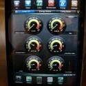Alles auf einen Blick: Mit dem iPad können bei Savant alle elektrischen Geräte des Hauses kontrolliert werden. (Bild: netzwelt)