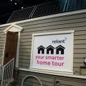 Auch NRG präsentiert ein Smart Home-Modellhaus auf der CES. (Bild: netzwelt)