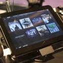 Razer präsentiert auf der CES das Gaming-Tablet Project Fiona. (Bild: netzwelt)