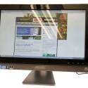 22 Zoll großer Touchscreen mit Full-HD-Auflösung.