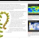 In die Bücher können Bilder, Diagramme und andere interaktive Elemente eingebunden werden. (Bild: Screenshot)