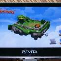 Das Spiel Little Deviants nutzt nahezu alle Steuerungsmöglichkeiten der Vita aus. (Bild: netzwelt)