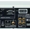 Für analogen 7.1-Ton und die Stereo-Ausgänge stehen insgesamt zehn vergoldete Cinch-Buchsen bereit. (Bild: netzwelt)