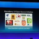 OpenSource wird für den BlackBerry-Hersteller und die Entwickler ein immer wichtigeres Thema, nachdem es einige Jahre sträflich vernachlässigt wurde. (Bild: netzwelt)