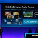 Die neue Version der Playbook-Software wird mit einer Art Game Center das vernetzte Spielen auf dem Tablet-PC ermöglichen. (Bild: netzwelt)
