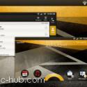 HTC hat Sense 4.0 ein paar neue Hintergrundbilder spendiert. (Bild: HTC Hub)