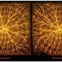Zwischen 1,5 und 2 Millionen Volt beträgt die Spannung im Acryl. (Bild: Shockfossils/deviantArt)
