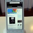 Das Surferlebnis mit LTE ist auf dem HTC Velocity 4G bislang einmalig in Deutschland. (Bild: netzwelt)