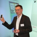 Das HTC Velocity 4G ist das erste LTE-Handy in Deutschland. (Bild: netzwelt)