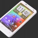 Das Android-System ist mit der HTC eigenen Nutzeroberfläche Sense überzogen. (Bild: netzwelt)
