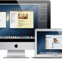 Apple gibt eine Vorschau auf das kommende Mac OS X Mountain Lion. (Bild: Apple)
