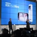 Smartphone-Chefin Jo Harlow ließ sich bei der Vorstellung des Nokia 808 PureView feiern. (Bild: netzwelt)